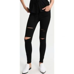 Even&Odd Jeans Skinny Fit black. Czarne rurki damskie Even&Odd. Za 129,00 zł.