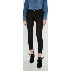 Haily's - Jeansy. Czarne jeansy damskie rurki Haily's, z bawełny. Za 129,90 zł.