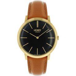 Henry London Zegarek braun. Brązowe, analogowe zegarki damskie Henry London. Za 509,00 zł.