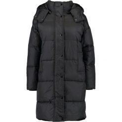 Svea KOLINKA Płaszcz zimowy black. Czerwone płaszcze damskie zimowe marki Cropp, l. W wyprzedaży za 869,25 zł.