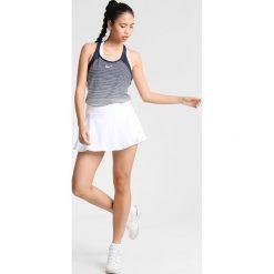 Spódniczki: Nike Performance FLEX PURE SKIRT FLOUNCY Spódnica sportowa white/black