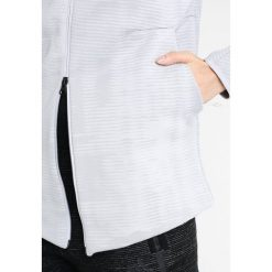 Adidas Performance PULSE COVUP Bluza rozpinana grey. Szare bluzy damskie adidas Performance, m, z bawełny. W wyprzedaży za 359,20 zł.
