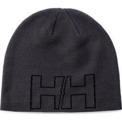 Czapka męska HELLY HANSEN - Outline Beanie 67147-994 Graphite Blue. Niebieskie czapki damskie marki Helly Hansen. Za 79,00 zł.