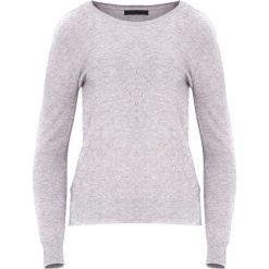 Swetry klasyczne damskie: Khaki Sweter Live My Own Life
