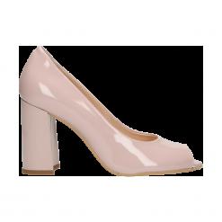 Czółenka damskie. Różowe buty ślubne damskie Wojas. Za 149,00 zł.