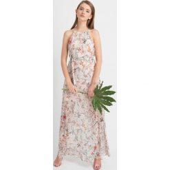 Długie sukienki: Sukienka maxi w kwiaty