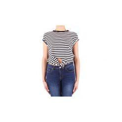 T-shirty damskie: T-shirty z krótkim rękawem Mangano  P18PMNG00280