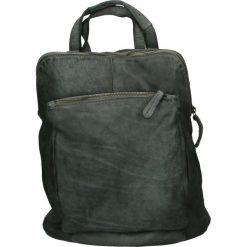 Plecak - 4-LAV70-O GRI. Żółte plecaki damskie Venezia, ze skóry. Za 449,00 zł.