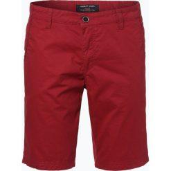 Bermudy męskie: Andrew James - Bermudy męskie, czerwony