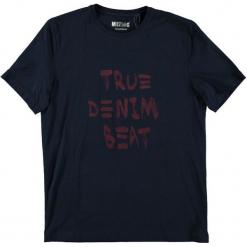 Mustang T-Shirt Męski, Xl, Ciemnoniebieski. Czarne t-shirty męskie Mustang, m, z napisami. Za 78,00 zł.