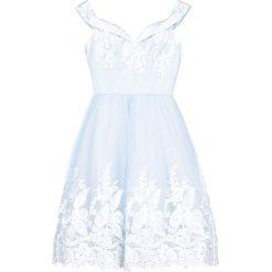 Sukienki hiszpanki: Chi Chi London Tall XANDRA Sukienka koktajlowa pale blue