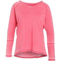 Venice Beach LAURINKA             Bluzka z długim rękawem raspberry. Czerwone bluzki longsleeves Venice Beach, m, z bawełny, sportowe. Za 149,00 zł.