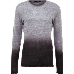 Swetry klasyczne męskie: Zadig & Voltaire HECTOR DEGRADE Sweter grey