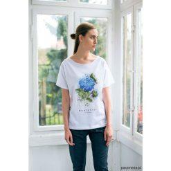 Bluzki, topy, tuniki: HORTENSJA Oversize t-shirt
