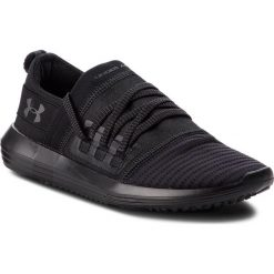 Buty UNDER ARMOUR - Ua W Adapt 3020372-002 Blk. Szare buty do fitnessu damskie marki KALENJI, z gumy. W wyprzedaży za 209,00 zł.
