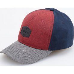 Czapka z daszkiem - Fioletowy. Fioletowe czapki z daszkiem męskie marki Reserved. Za 39,99 zł.