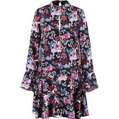 Sukienki hiszpanki: Gaudi Sukienka letnia flowers print