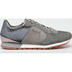 Pepe Jeans - Buty Verona. Szare buty sportowe damskie marki adidas Originals, z gumy. Za 319,90 zł.