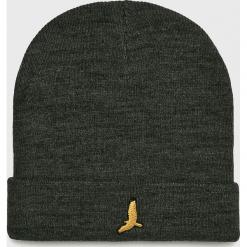 Brave Soul - Czapka. Czarne czapki zimowe męskie Brave Soul, na zimę, z dzianiny. W wyprzedaży za 19,90 zł.