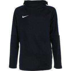 Nike Performance DRY ACADEMY HOODIE Bluza z kapturem black. Czarne bluzy chłopięce rozpinane Nike Performance, z materiału, z kapturem. Za 359,00 zł.