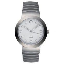 Zegarek Watch.it stalowa bransoletka. Szare zegarki męskie Alessi, ze stali. Za 1330,00 zł.