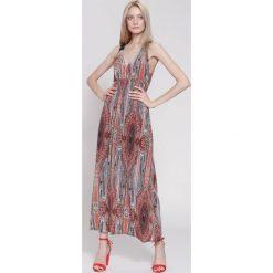 Sukienki: Koralowa Sukienka Kaleidoscope On Me