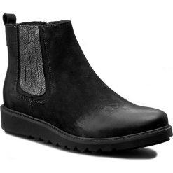 Botki SERGIO BARDI - Flora FW12727517LK 601. Czarne buty zimowe damskie Sergio Bardi, z gumy, na zamek. W wyprzedaży za 239,00 zł.