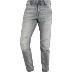 GStar 5620 3D SLIM Jeansy Slim Fit medium aged antic destroy. Szare jeansy męskie relaxed fit G-Star. Za 699,00 zł.