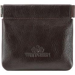 Portfel 21-1-042-4. Czarne portfele damskie Wittchen. Za 99,00 zł.