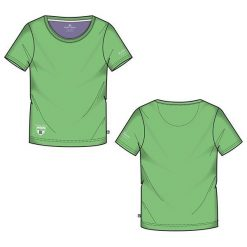 KILLTEC Koszulka damska Abelka zielona r. 3XL (22132). T-shirty damskie KILLTEC, xl. Za 55,16 zł.