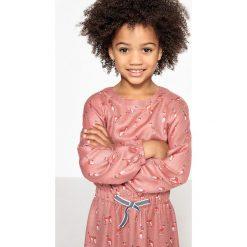 Sukienki dziewczęce: Sukienka z nadrukiem koziorożca 3-12 lat