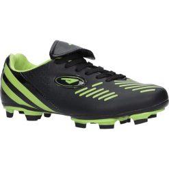 Czarne buty sportowe sznurowane korki Casu B212A-2. Czarne halówki męskie Casu, na sznurówki. Za 59,99 zł.