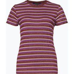 T-shirty damskie: Scotch & Soda – T-shirt damski, lila