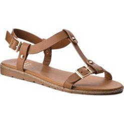 Sandały damskie: Sandały JENNY FAIRY – LS4484-11 Camel