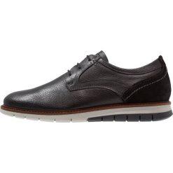 Salamander Sznurowane obuwie sportowe black. Czarne buty sportowe męskie Salamander, z materiału, na sznurówki. Za 419,00 zł.