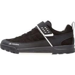 Vaude MOAB AM Buty rowerowe black. Czarne buty sportowe męskie Vaude, z gumy, rowerowe. W wyprzedaży za 471,20 zł.
