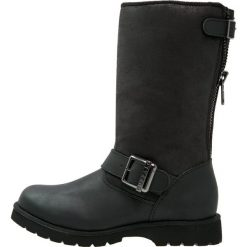 Buty zimowe damskie: Buffalo Śniegowce black