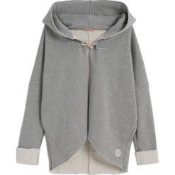 Bluzy rozpinane damskie: Bluza Oshi Grey