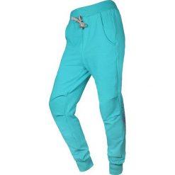 Spodnie dresowe damskie: Feelj Spodnie damskie Brisk morskie r. uniwersalny