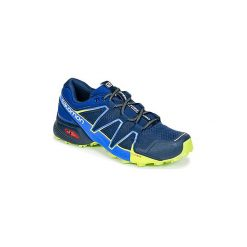 Buty do biegania Salomon  SPEEDCROSS VARIO 3. Niebieskie buty do biegania męskie marki Salomon, salomon speedcross. Za 407,20 zł.