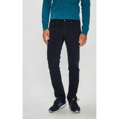 Levi's - Jeansy 511. Brązowe jeansy męskie regular Levi's®, z bawełny. Za 319,90 zł.