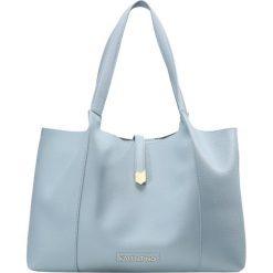 Shopper bag damskie: Valentino by Mario Valentino TENDER Torba na zakupy ceruleo