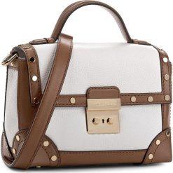 Torebka MICHAEL MICHAEL KORS - Cori 30S7GR8M1L  Optic/Acorn. Białe torebki klasyczne damskie MICHAEL Michael Kors, ze skóry. W wyprzedaży za 1089,00 zł.