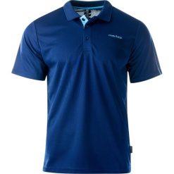 MARTES Koszulka męska  Solo Medieval Blue/blue Mist r. XL. Niebieskie koszulki sportowe męskie marki MARTES, m. Za 31,03 zł.