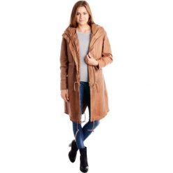 Płaszcz skórzany - JASMIN LB LUG. Różowe płaszcze damskie Venezia, l, z poliesteru. Za 979,00 zł.