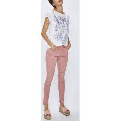 Medicine - Jeansy Basic. Szare jeansy damskie rurki marki MEDICINE, z materiału. W wyprzedaży za 79,90 zł.