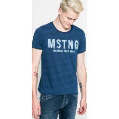 T-shirty męskie z nadrukiem: Mustang – T-shirt