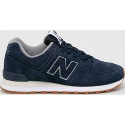 New Balance - Buty ML574EPA. Szare buty skate męskie New Balance. W wyprzedaży za 329,90 zł.