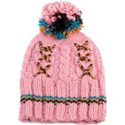 Czapka damska i zimowe wzory różowa (cz2605). Czerwone czapki zimowe damskie marki Art of Polo, na zimę. Za 37,60 zł.