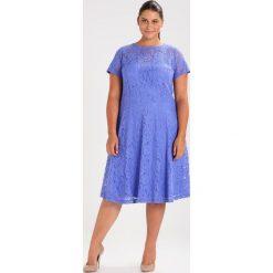 Sukienki hiszpanki: Dorothy Perkins Curve Sukienka letnia blue